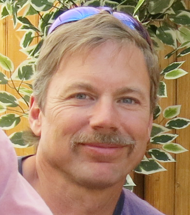 Author Ned Rozell